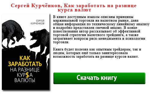 скачать Сергей Курчёнков, Как заработать на разнице курса валют